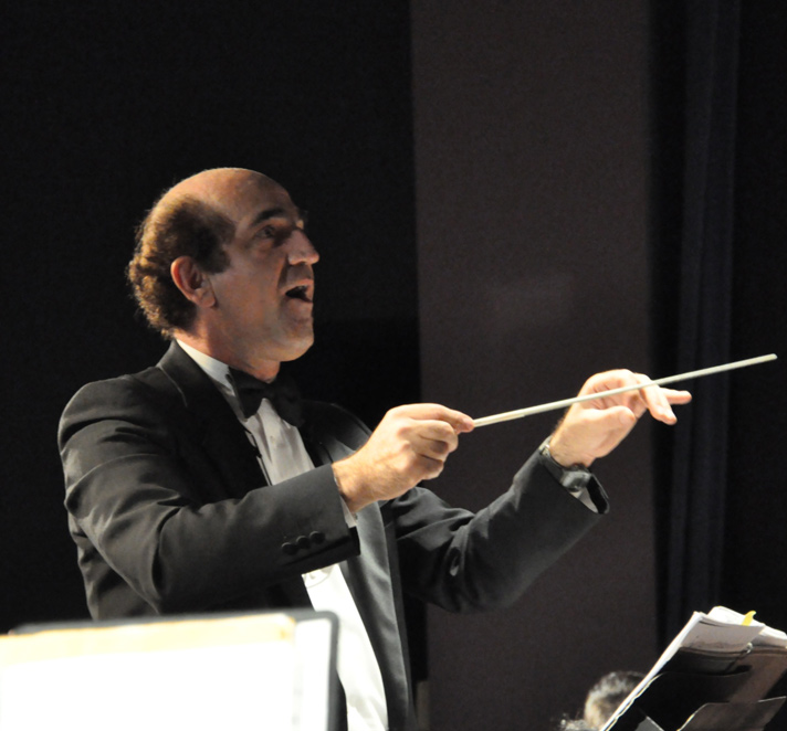 MUSIC DIRECTOR  Grant Sevdayan
